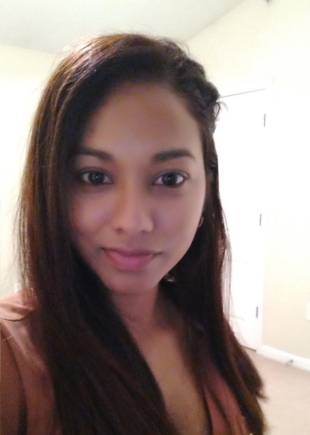 Ramona Persad - Post-Docrpersad@utk.edu