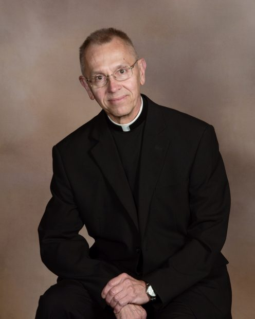Reverend Lewis Hejna, Rector  lhejna@sta-cathedral.org