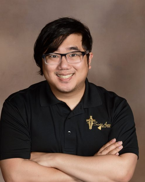 Andy Sun, Director of Bell Choir and Accompanist  asun@sta-cathedral.org