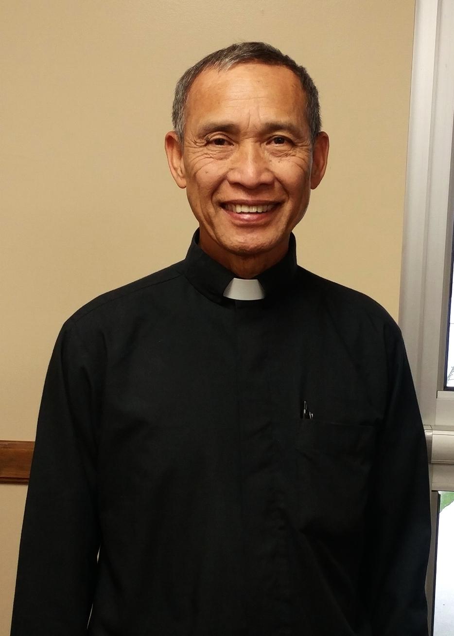 Reverend Patrick Mac Tran, CRM Vietnamese Chaplain  tranmaccrm@sta-cathedral.org