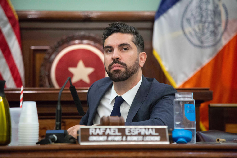 The Bridge BK: How Rafael Espinal Emerged as the City Council's Idea Man