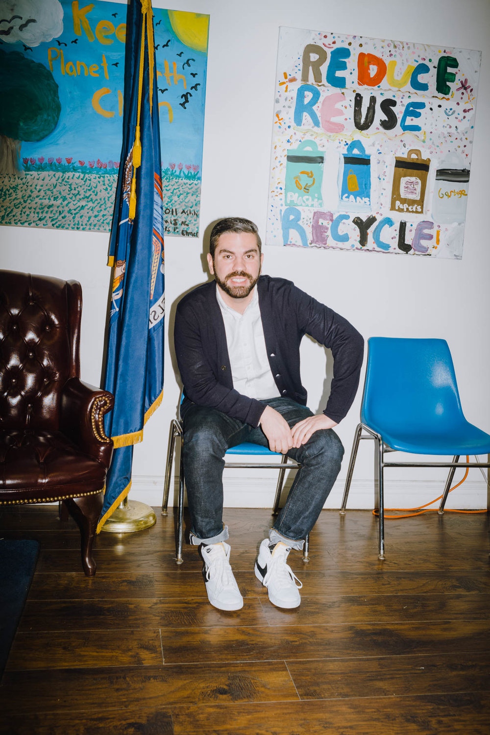 Good Trouble Mag: NY STATE OF MIND: RAFAEL ESPINAL