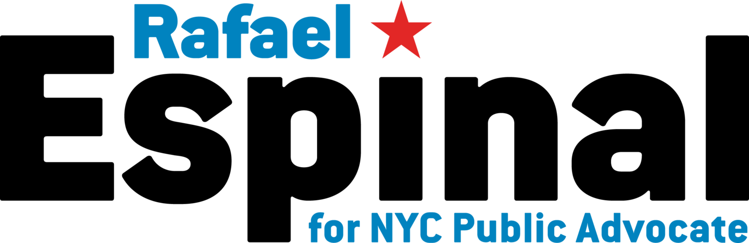 Espinal for NYC Public Advocate