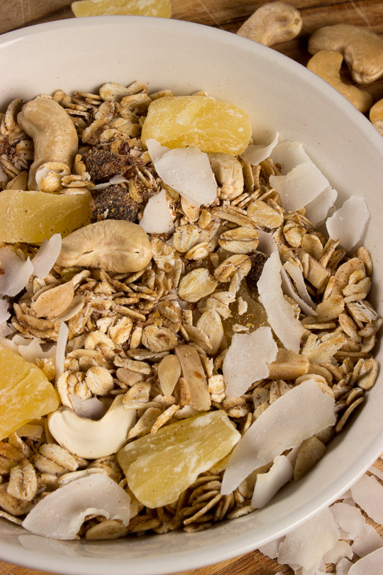 Muesli Blend - How to create your own Muesli Blend