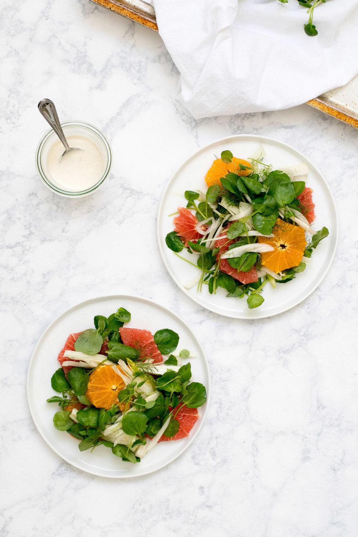 Spring Citrus Salad