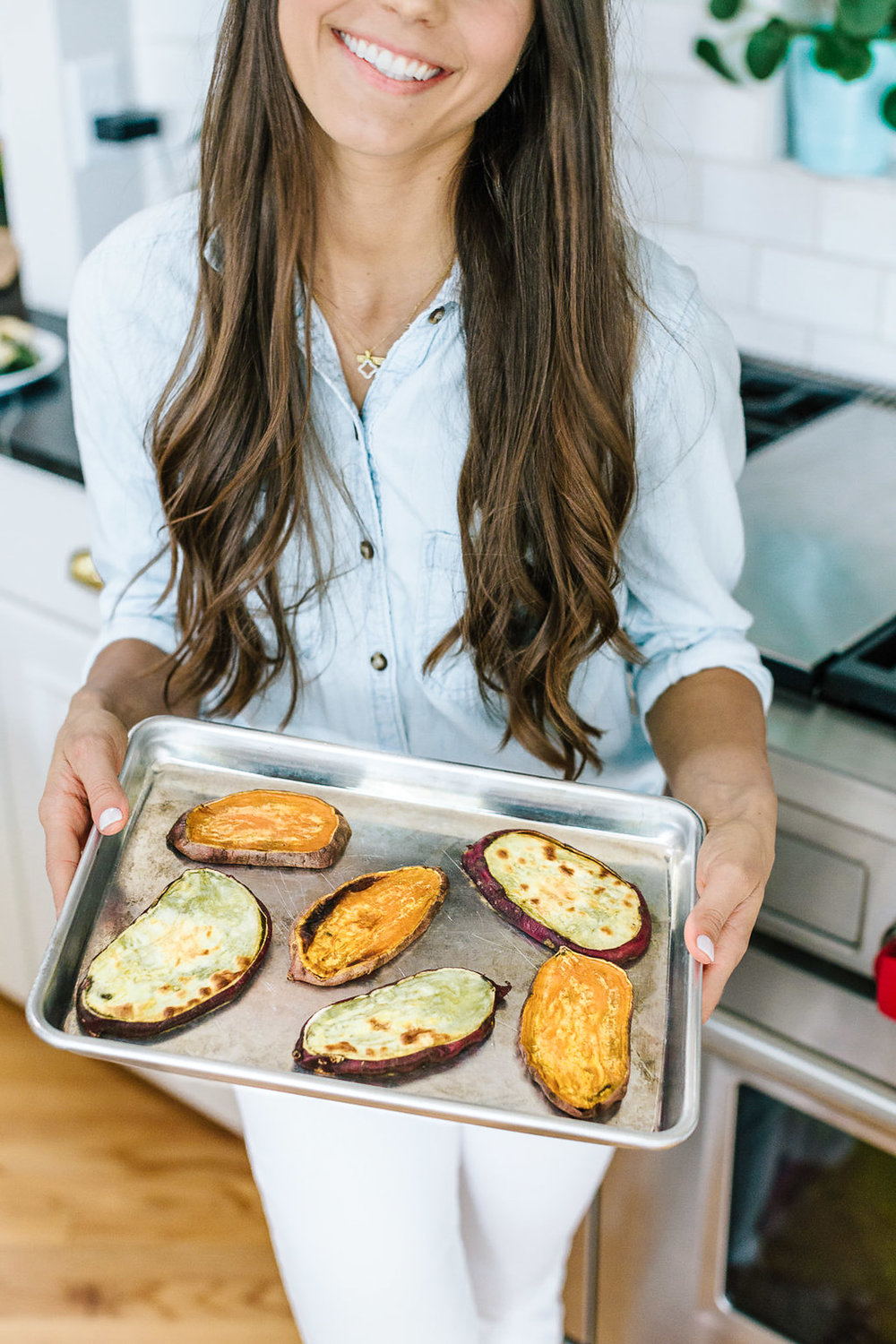 Oven Baked Sweet Potato Toast