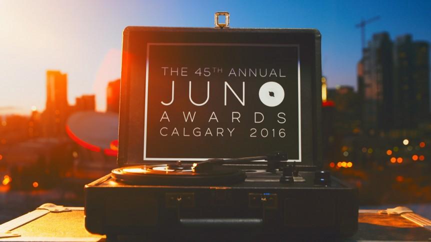Juno Awards - 2016
