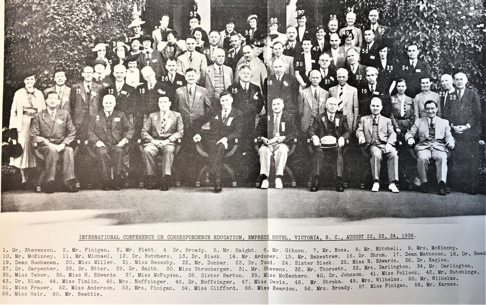Celebrating 80 years - ICDE is celebrating its 80th anniversary. Find out about the individuals and organisations that have helped create the ICDE of today.