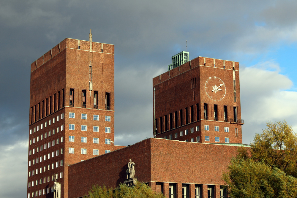 Oslo, City Hall, Norway