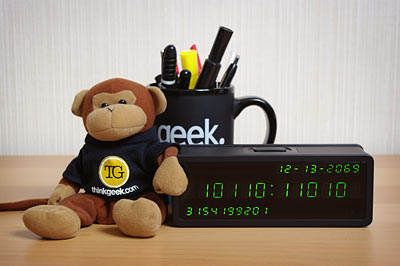 epoch clock desk