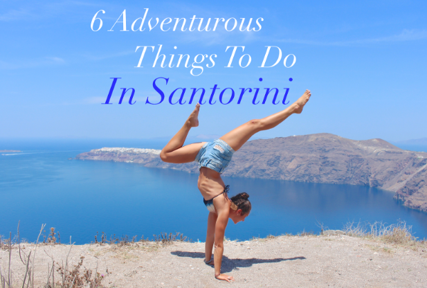 things to do in santorini guide