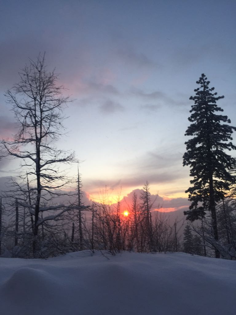 sunset in yosemite.JPG