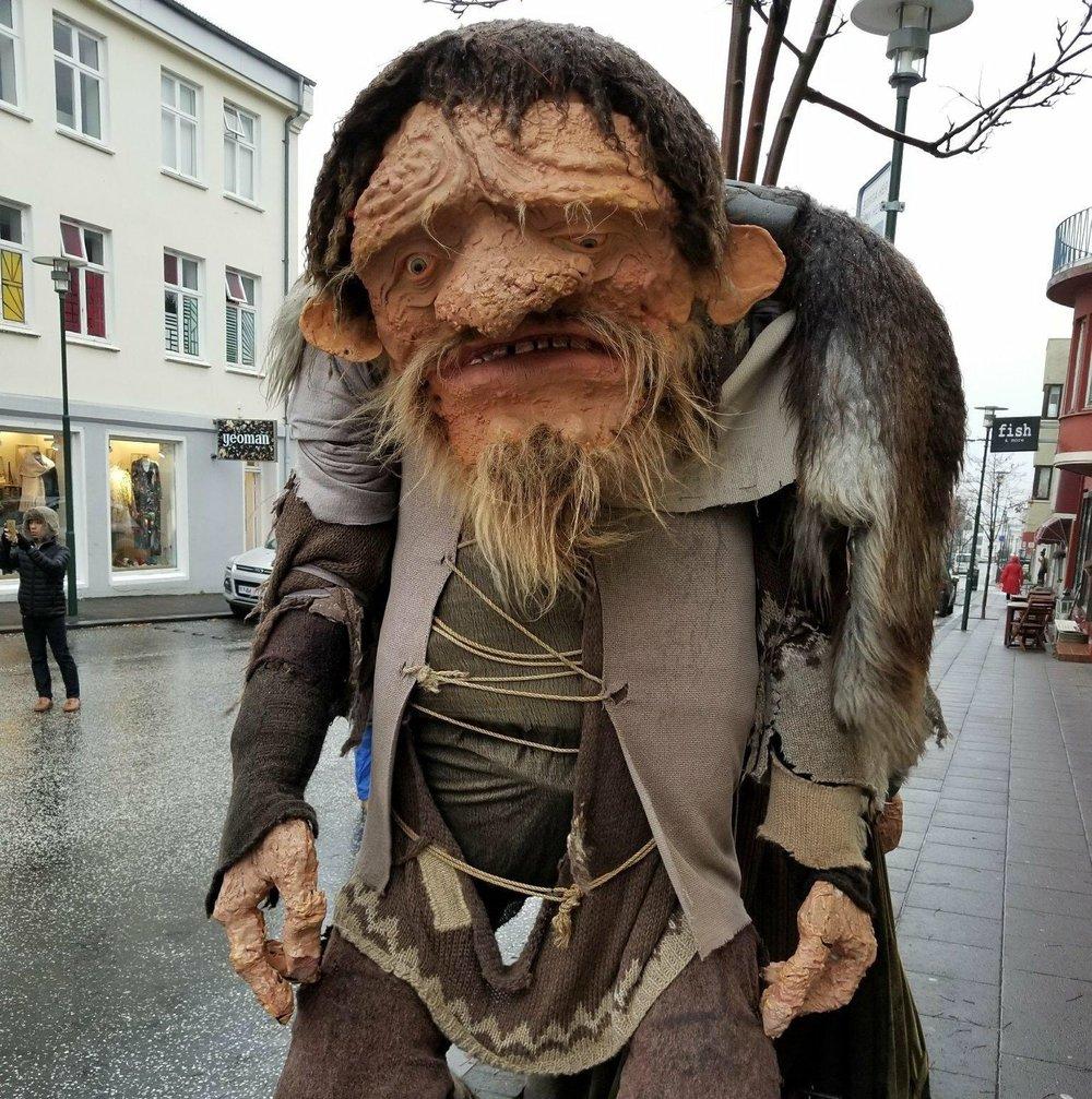 trolls in reykjavik.JPG