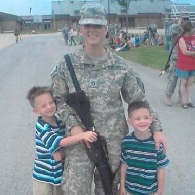 SPC Denise McDermott, Army