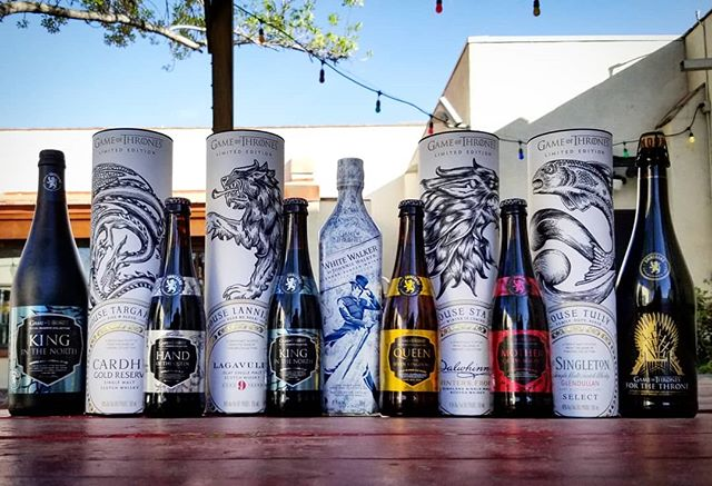 The @gameofthrones final season is almost here. Are you ready? Stop by and stock up! Many of the scotches are extremely limited and once they're gone we wont be seeing them again. Don't miss out!  #cheers #elpaso #itsallgoodep #craftbeer #epcraftbeer #elpasocraftbeer #drinkmorecraftbeer #drinkcraftbeer #beersofinstagram #beerpic #scotchishere #scotch #got #gameofthrones #motherofdragons #houseofstark #houseoftargaryen #kingofthenorth #whitewalker #collaboration #winteriscoming #winterishere