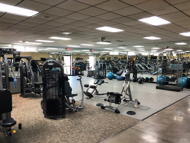 Free Weights Floor MT