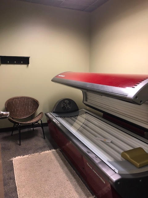 Tanning Bed NL