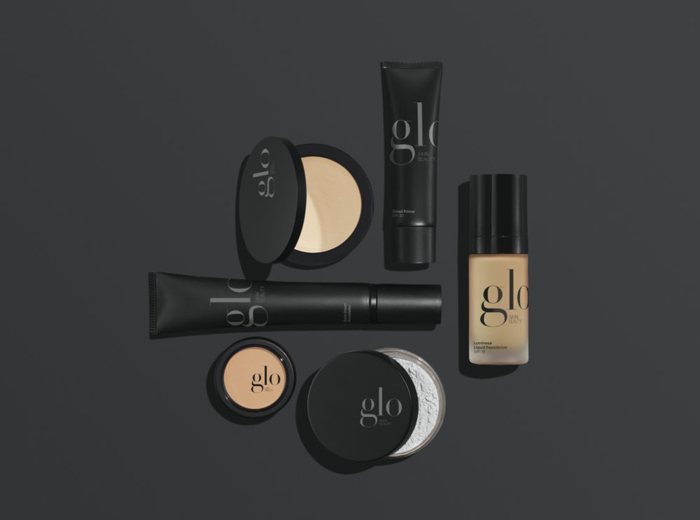 Glo - Our award winning, skin nourishing, mineral makeup formulations enhance and protect even the most sensitive skin. With a variety of formula and finish options and an exceptional shade gallery to promote every beauty ideal, Glo Skin Beauty delivers customized complexion perfection.