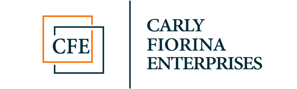 Carly Fiorina Enterprises  accelerates impact across your organization – from your c-suite to your front-line employees and everyone in between.