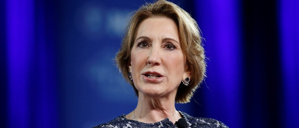 Carly Fiorina Discusses New Foundation, What Makes a Good Leader - Former 2016 GOP presidential candidate Carly Fiorina said she's looking to create more leaders in the non-profit sector with her new charitable organization, the Unlocking Potential Foundation.