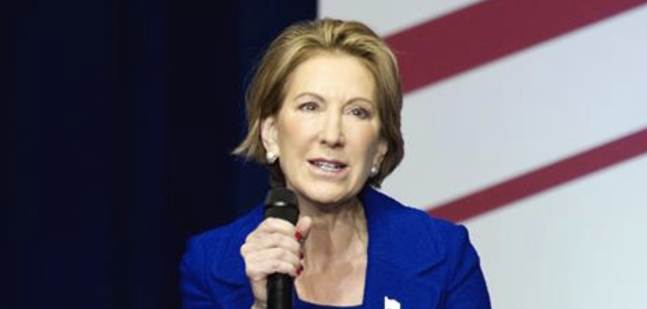 Carly Fiorina says country's treatment of veterans is 'shameful' - Fiorina has met with many veterans and hosted a roundtable to ask veterans for input on how to improve the Veterans Affairs Department. Her nonprofit organization, Unlocking Potential, is partnering with Wounded Warriors.