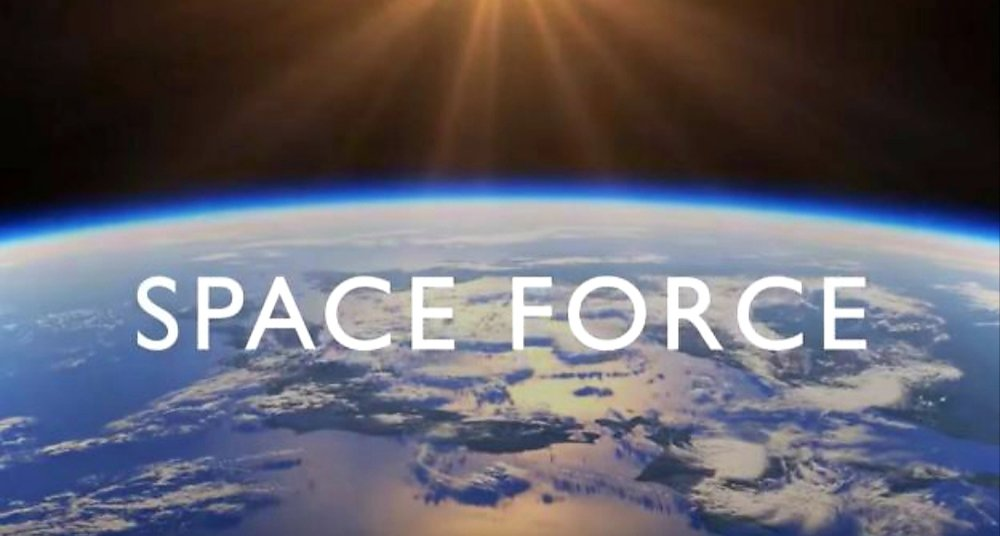 New Space Force show created by Steve Carell and Greg Daniels coming to Netlflix.