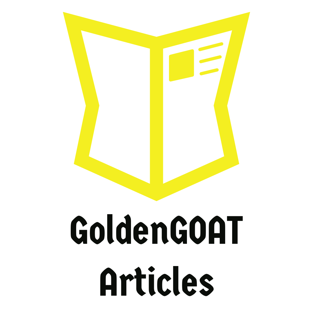 GoldenGOAT Articles