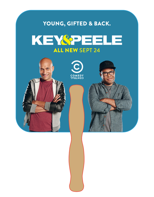 Comedy Central / Key & Peele Return Campaign
