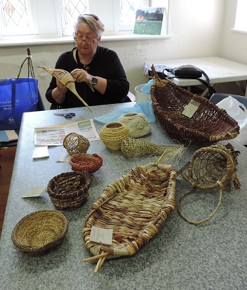 Basketry, Natural Dyeing - Sunday (2nd in month)Jude Walker 6244 2794