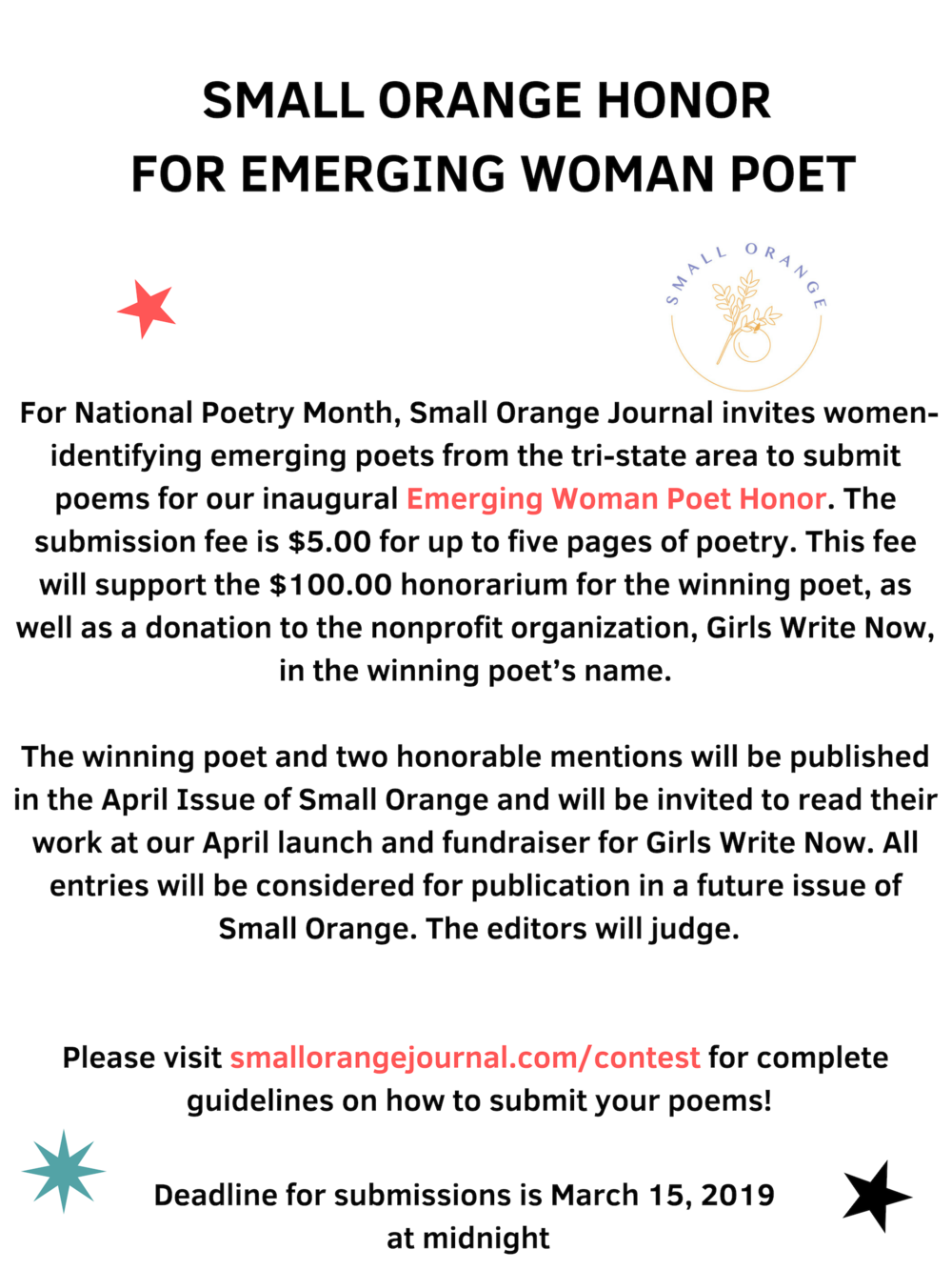 SMALL ORANGE HONOR FOR EMERGING WOMAN POET (1).png