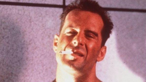 """Die Hard"" is a Christmas movie, and the expanded run of its musical parody says so. (Twentieth Century Fox)"