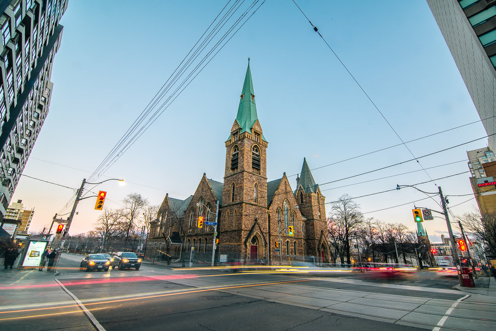 Grace Toronto Church, 383 Jarvis Street