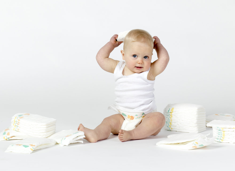 """We would really struggle to support our families without The Nappy Collective."" - The Nappy Collective Charity Partner"