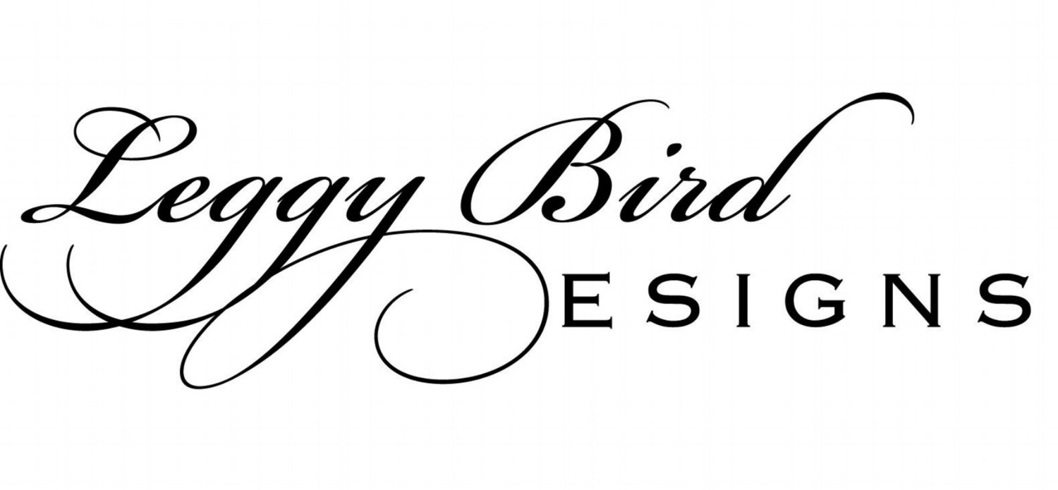 LEGGY BIRD DESIGNS