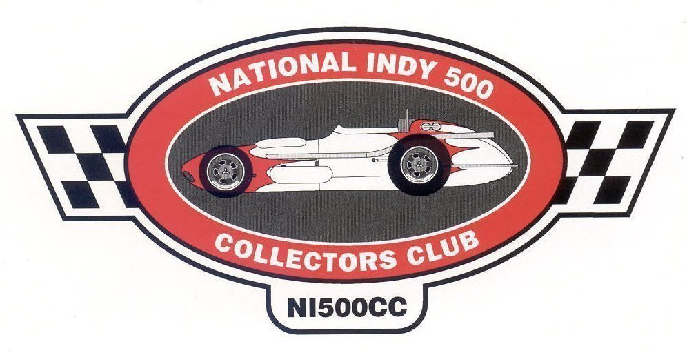 Renew or sign up - Click below to renew your yearly membership or sign up to become a member of the National Indy 500 Collectors Club