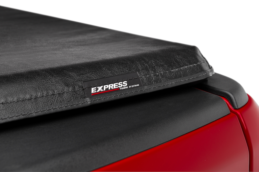 Extang Express Truck Bed Cover - Close up