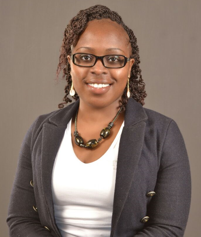 Gladys Maina ● Information and Communication Technology (ICT) Professional and Mentor in Kenya