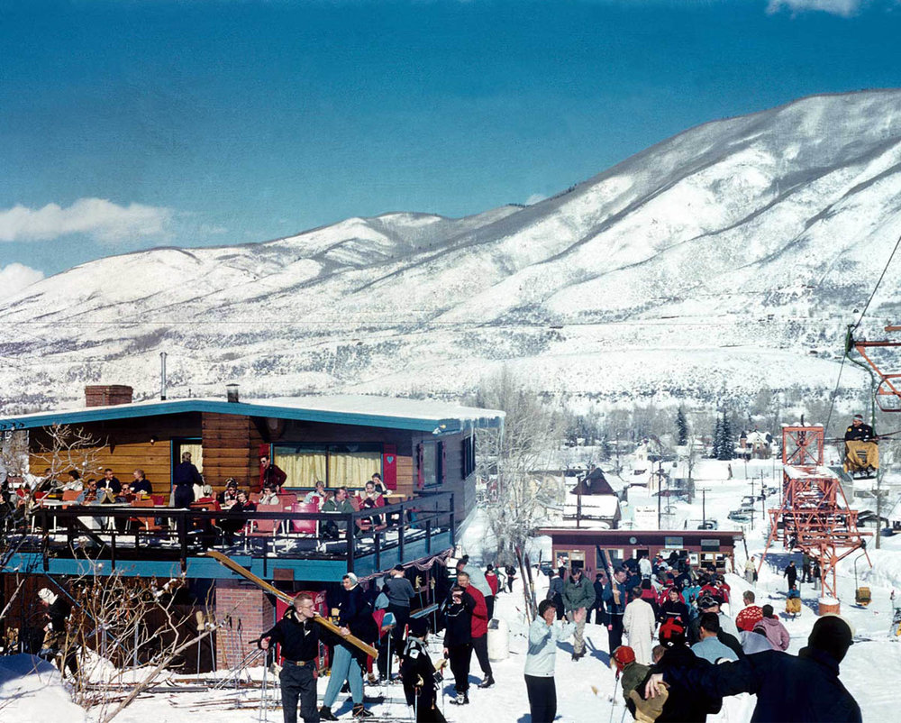 HISTORY - Restore and reactivate three historic assets — Skiers Chalet Lodge, Skiers Chalet Steakhouse and Historic Lift 1 and create an Aspen Ski History Museum.