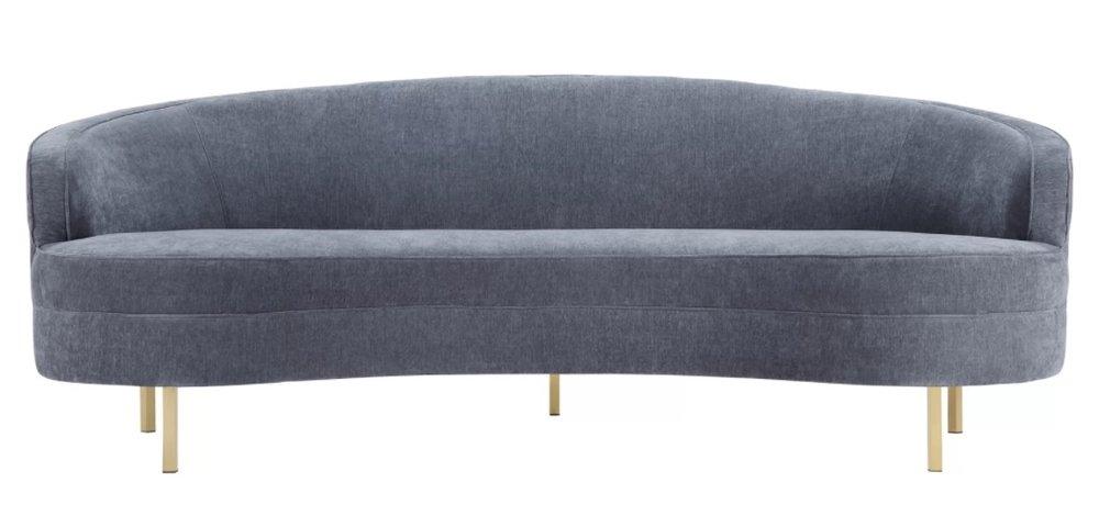 Langley Velvet Couch