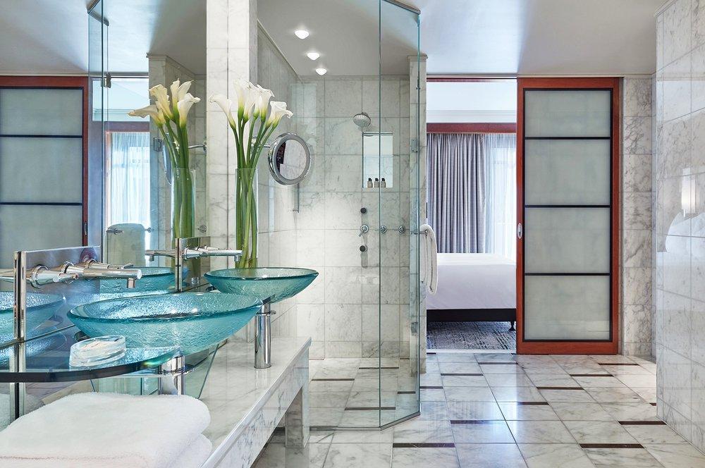 Living Room in Terrace Suite at Park Hyatt Melbourne hotel