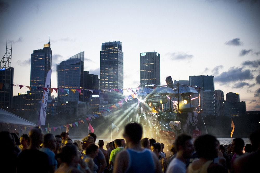 Bachelorette Party at Park Hyatt Sydney
