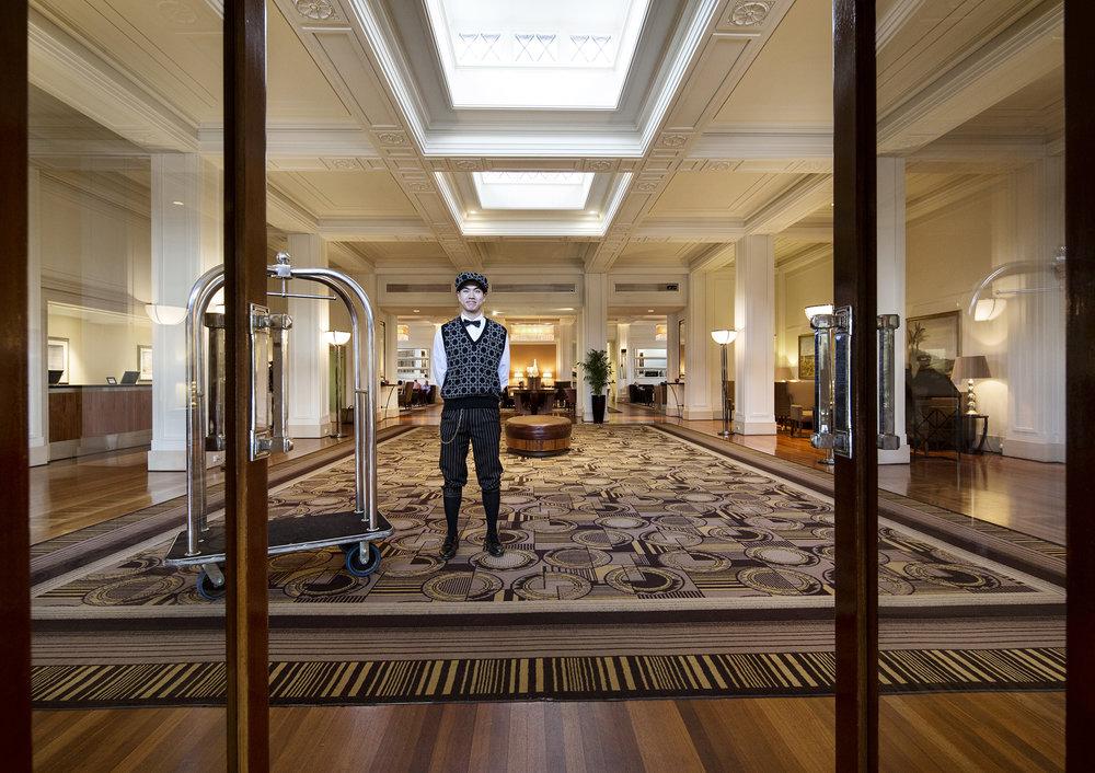 Hyatt Hotel Canberra luxury wedding venue and accommodation