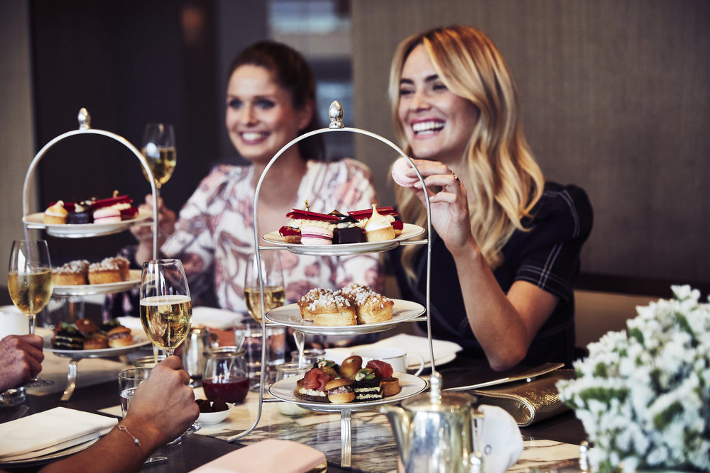 Afternoon Tea in Canberra at Hyatt Hotel Canberra