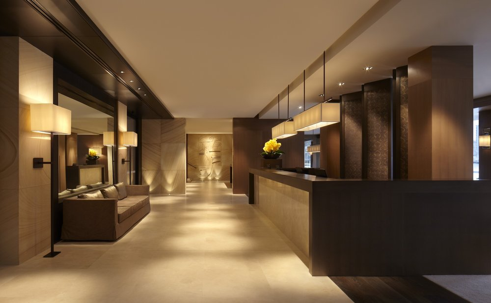 Concierge at Park Hyatt Sydney Hotel