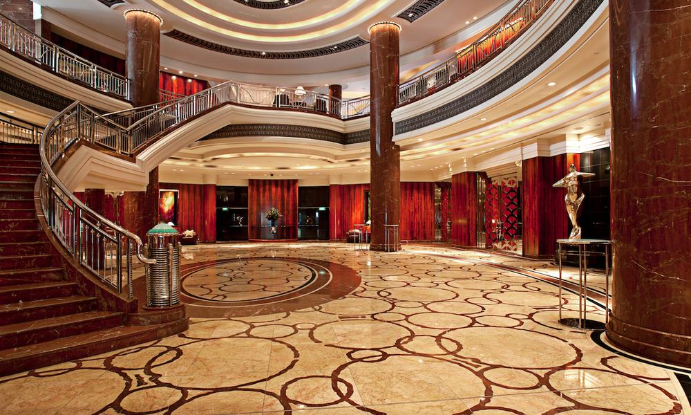 Lower Lobby at Park Hyatt Melbourne hotel
