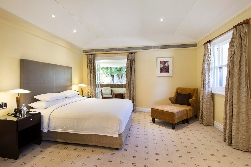 Diplomatic Suite at Hyatt Hotel Canberra