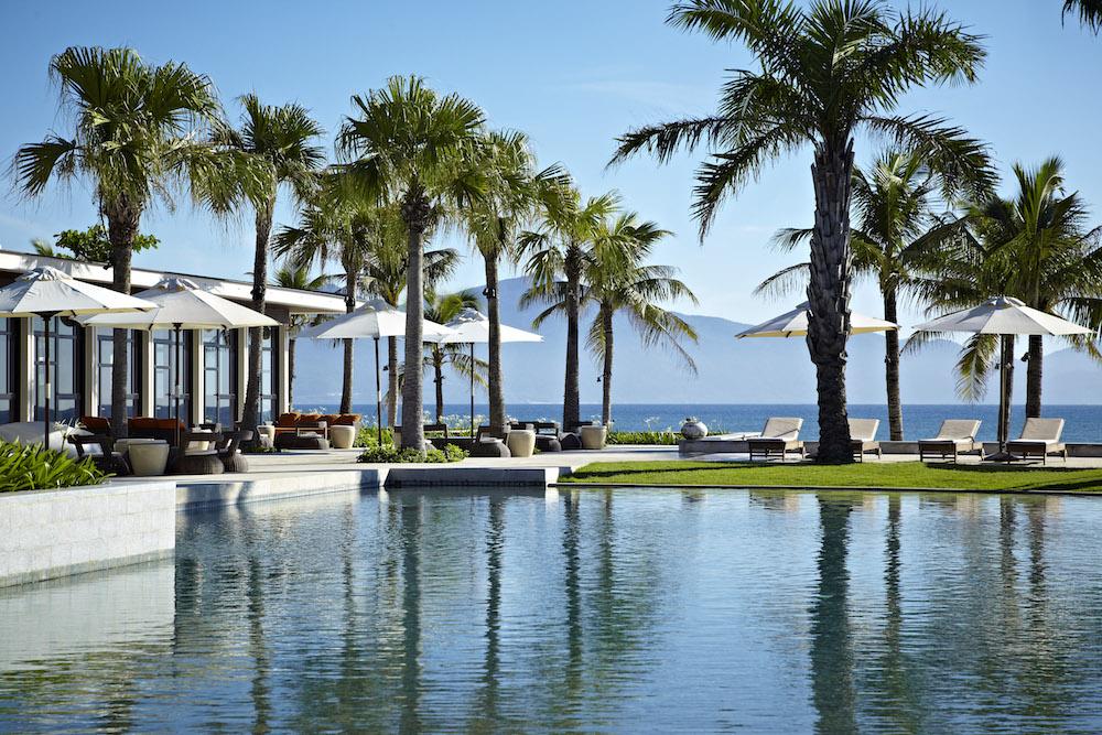 Honeymoon in Vietnam at Hyatt Regency Danang - Main Pool