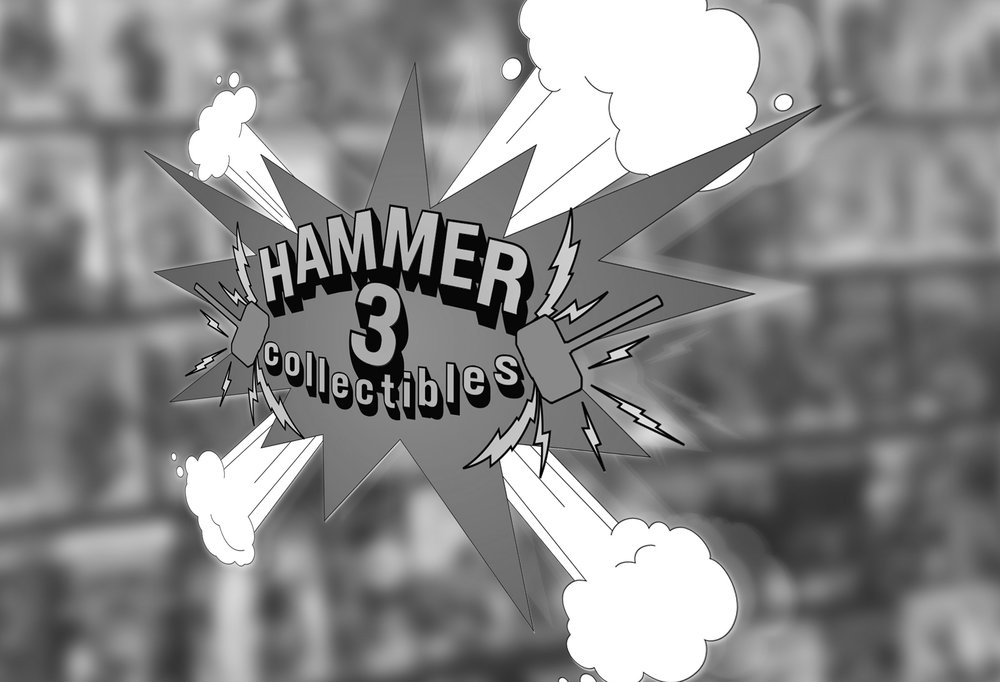 HAMMER 3 COLLECTIBLES