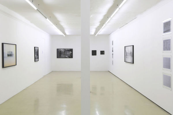 Exhibition views : Fotocredit-Krinzinger Projekte