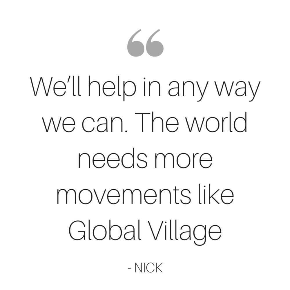 world is moving towards a global village